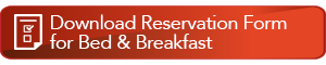 Bed & Breakfast Reservation form button